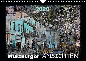 Würzburger Ansichten 2020 (Wandkalender 2020 DIN A4 quer) von URSfoto