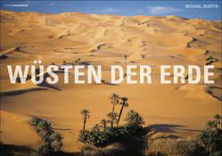 Wüsten der Erde von Martin,  Michael