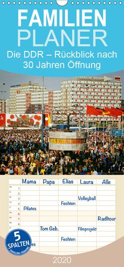 Die DDR – Rückblick nach 30 Jahren Öffnung (Wandkalender 2020 , 21 cm x 45 cm, hoch) von CALVENDO