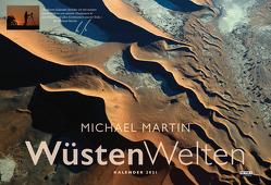 WüstenWelten von Martin,  Michael