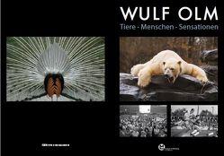 Wulf Olm Tiere – Menschen – Sensationen von Olm,  Wulf, Schröck,  Petra
