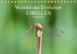 Wunder der Evolution Libellen (Tischkalender 2019 DIN A5 quer) von Schröder,  Diana