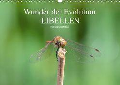 Wunder der Evolution Libellen (Wandkalender 2019 DIN A3 quer) von Schröder,  Diana