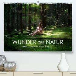 WUNDER DER NATUR – wenn neues Leben entsteht (Premium, hochwertiger DIN A2 Wandkalender 2021, Kunstdruck in Hochglanz) von Allgaier - www.ullision.com,  Ulrich