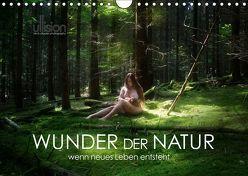 WUNDER DER NATUR – wenn neues Leben entsteht (Wandkalender 2019 DIN A4 quer) von Allgaier (ullision),  Ulrich