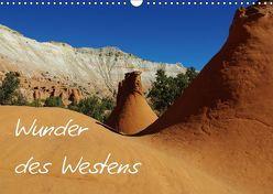 Wunder des Westens (Wandkalender 2019 DIN A3 quer) von Del Luongo,  Claudio