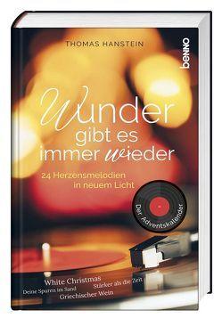 Adventskalender »Wunder gibt es immer wieder« von Hanstein,  Thomas