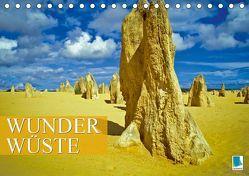 Wunder Wüste (Tischkalender 2019 DIN A5 quer) von CALVENDO