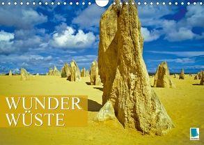 Wunder Wüste (Wandkalender 2018 DIN A4 quer) von CALVENDO,  k.A.