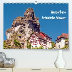 Wunderbare Fränkische Schweiz (Premium, hochwertiger DIN A2 Wandkalender 2020, Kunstdruck in Hochglanz) von Müller,  Harry
