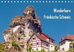 Wunderbare Fränkische Schweiz (Tischkalender 2019 DIN A5 quer) von Müller,  Harry