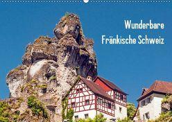 Wunderbare Fränkische Schweiz (Wandkalender 2019 DIN A2 quer) von Müller,  Harry