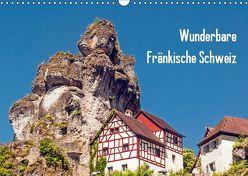 Wunderbare Fränkische Schweiz (Wandkalender 2019 DIN A3 quer) von Müller,  Harry