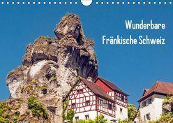 Wunderbare Fränkische Schweiz (Wandkalender 2019 DIN A4 quer) von Müller,  Harry