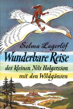 Wunderbare Reise des kleinen Nils Holgersson mit den Wildgänsen von Klaiber-Gottschau,  Pauline, Lagerloef,  Selma, Schulz,  Wilhelm
