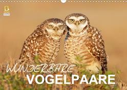 Wunderbare Vogelpaare (Wandkalender 2020 DIN A3 quer) von birdimagency.com
