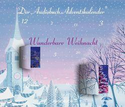 Wunderbare Weihnacht – Der Audiobuch-Adventskalender von Arnold,  Frank, Diverse, Hübschmann,  Ulrike