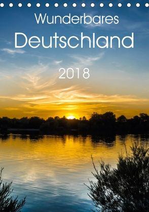 Wunderbares Deutschland (Tischkalender 2018 DIN A5 hoch) von Zwanzger,  Wolfgang