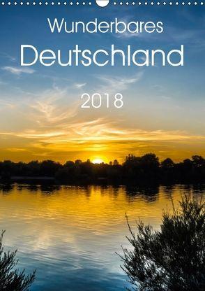 Wunderbares Deutschland (Wandkalender 2018 DIN A3 hoch) von Zwanzger,  Wolfgang