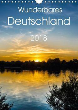Wunderbares Deutschland (Wandkalender 2018 DIN A4 hoch) von Zwanzger,  Wolfgang