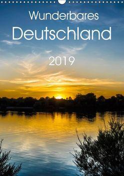 Wunderbares Deutschland (Wandkalender 2019 DIN A3 hoch) von Zwanzger,  Wolfgang