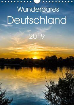 Wunderbares Deutschland (Wandkalender 2019 DIN A4 hoch) von Zwanzger,  Wolfgang