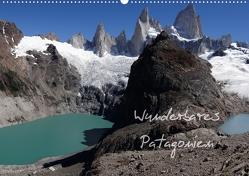 Wunderbares Patagonien (Posterbuch DIN A3 quer) von T,  I