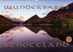 Wunderbares Schottland (Wandkalender 2019 DIN A2 quer) von Cross,  Martina