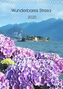 Wunderbares Stresa (Tischkalender 2020 DIN A5 hoch) von Konkel,  Christine