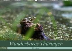Wunderbares Thüringen – Gewässer (Wandkalender 2020 DIN A2 quer) von Flori0