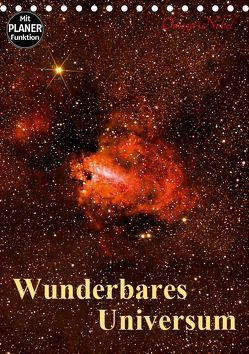 Wunderbares Universum (Tischkalender 2019 DIN A5 hoch) von MonarchC