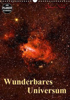 Wunderbares Universum (Wandkalender 2019 DIN A3 hoch) von MonarchC