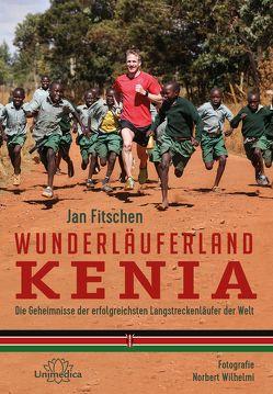 Wunderläuferland Kenia von Fitschen,  Jan