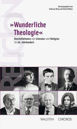 »Wunderliche Theologie« von Mauz,  Andreas, Weber,  Ulrich