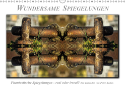 Wundersame Spiegelungen (Wandkalender 2019 DIN A3 quer) von Roder,  Peter