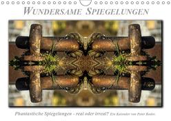 Wundersame Spiegelungen (Wandkalender 2019 DIN A4 quer) von Roder,  Peter