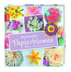 Wunderschöne Papierblumen von Noble,  Maria