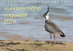 Wunderschöne Vogelwelt (Tischkalender 2019 DIN A5 quer) von Najak,  Angela