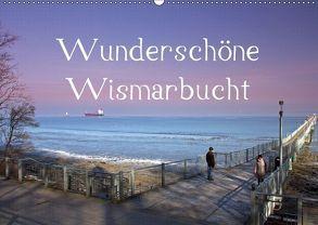 Wunderschöne Wismarbucht (Wandkalender 2018 DIN A2 quer) von Felix,  Holger