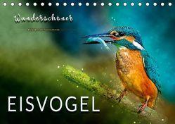 Wunderschöner Eisvogel (Tischkalender 2019 DIN A5 quer) von Roder,  Peter