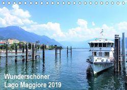 Wunderschöner Lago Maggiore 2019 (Tischkalender 2019 DIN A5 quer) von Konkel,  Christine