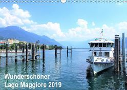 Wunderschöner Lago Maggiore 2019 (Wandkalender 2019 DIN A3 quer) von Konkel,  Christine