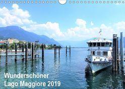 Wunderschöner Lago Maggiore 2019 (Wandkalender 2019 DIN A4 quer) von Konkel,  Christine