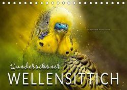 Wunderschöner Wellensittich (Tischkalender 2018 DIN A5 quer) von Roder,  Peter