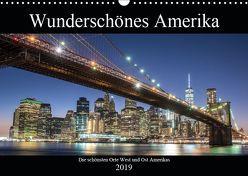 Wunderschönes Amerika (Wandkalender 2019 DIN A3 quer) von - Stefan Schröder,  ST-Fotografie