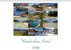 Wunderschönes Isartal 2019 (Wandkalender 2019 DIN A3 quer) von Gschirr,  Ludwig
