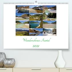 Wunderschönes Isartal 2021 (Premium, hochwertiger DIN A2 Wandkalender 2021, Kunstdruck in Hochglanz) von Gschirr,  Ludwig
