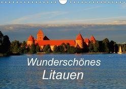 Wunderschönes Litauen (Wandkalender 2018 DIN A4 quer) von Sergej Henze,  Dr.