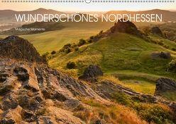 Wunderschönes Nordhessen – Magische Momente (Wandkalender 2018 DIN A2 quer) von Rech Naturfotografie,  Stephan