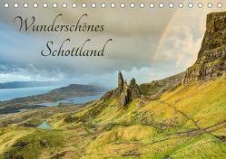 Wunderschönes Schottland (Tischkalender 2018 DIN A5 quer) von Valjak,  Michael